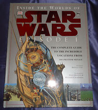 Star Wars #69 Complete Guide, Incredible Locations, The Phantom Menace, DK books
