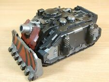 FORGEWORLD WARHAMMER SPACE MARINE DEIMOS VINDICATOR PAINTED (L)