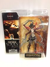 McFarlane Spawn Clive Barkers Tortured Souls 2 The Fallen Szaltax Action Figure
