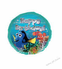 Finding Nemo 45cm Foil Balloon Party Supplies Dory Decoration Under The Sea