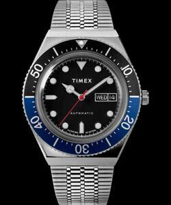 TIMEX M79 Batman Automatic TW2U29500ZV