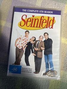 Seinfeld TV Series - Complete Season 5 - DVD R4 - Free Tracked Post