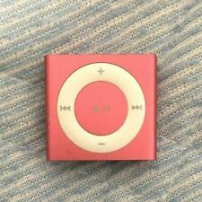 Apple iPod shuffle 4th Generation 2GB Pink Music Player