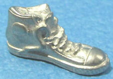 Late Sky opoly Charleston old shoe metal pewter token mover pawn miniature.