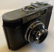 Rare Vintage Russian Soviet 1960s Cosmic 35 Lomography 35mm Film Camera, VGC