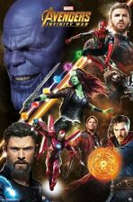AVENGERS INFINITY WAR - MOVIE POSTERS - BRAND NEW  - 22x34 INCHES