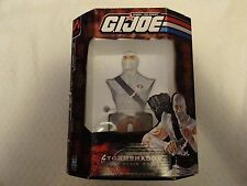 G.I. Joe Storm Shadow Mini Resin Bust New Free Shipping
