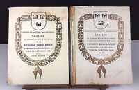 HISTOIRE DE LA FAMILLE STALINS. 2 VOLUMES
