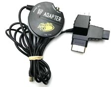 MadCatz Universal RF Switch  Adapter for PS2 PS1 GameCube XBox Nintendo 64 Black