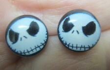 Jack Skellington Nightmare before Christmas Stud Earrings