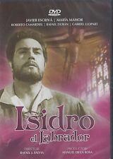 ISIDRO EL LABRADOR (1964) NEW DVD JAVIER ESCRIVA MARIA