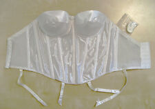 Frederick's of Hollywood, Underwire Padded Corset Bustier Bra