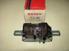 Essex 26-21 Ignition Switch NOS