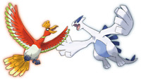 Pokemon Sword and Shield ✨Shiny✨ Lugia and Ho-Oh