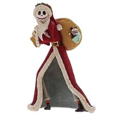 Disney Showcase The Nightmare Before Christmas Santa Jack Skellington Figurine