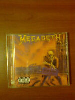 MEGADETH - PEACE SELLS ..BUT WHO'S BUYING? - CD