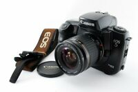 Canon EOS 5 QD Quartz Date 35mm SLR Film Camera w/ Lens from Japan [Exc++]