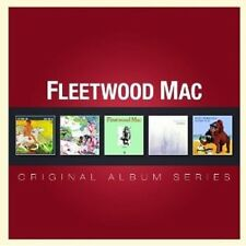 "FLEETWOOD MAC ""ORIGINAL ALBUM SERIES"" 5 CD NEU"