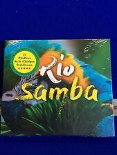 neuf emballé Rio Samba Brazilian Musique (2016) 3 CD La Chant du Monde Divers