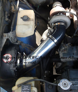 First Gen 250 350 Dodge Ram Cummins Diesel Air Intake w OEM Filter Housing 02