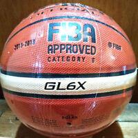 Molten Basketball GL6X BGL6X PU Size 6 In/Outdoor Women Youth Training Ball