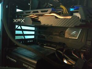 XFX RX-580P8DFD6 scheda video AMD Radeon RX 580 8 GB GDDR5 [RX-580P8DFD6]