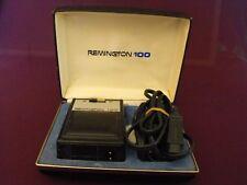 1970's Vintage Remington 100 Electric Shaver