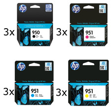 Original HP cartuchos set Nº 950/nº 951 c2p43ae * MHD *