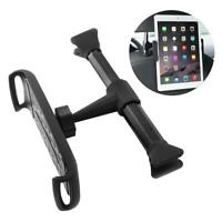 NS100 Car Back Seat Phone Holder Mount 360 Rotatable Auto Headrest Stand Holders