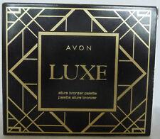 (100 g = 200 €) Avon - Luxe Allure Bronzepuder-Palette - medium