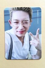 MONSTA X PICNIC IN MONBEBE WORLD FANMEETING OFFICIAL PHOTO CARD Photocard Wonho