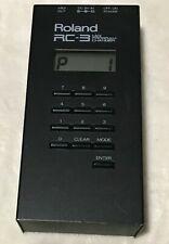 Roland RC-3 MIDI Program Changer