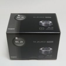 OLYMPUS for Micro Four Thirds 2.0X Teleconverter MC-20 Black New
