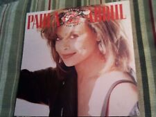 1989 Paula Abdul Forever Young Girl Album Flat Double Sided Promo Display Poster