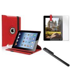 Carcasas, cubiertas y fundas rojos iPad 2 para tablets e eBooks