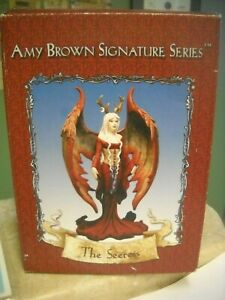 Amy Brown Signature Series Sculpture - The Seeress - Undisplayed