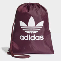 Adidas Originals Trefoil Sports Gymsack Training Gym Bag Sack Drawstring PE  Tote 969c86262d703
