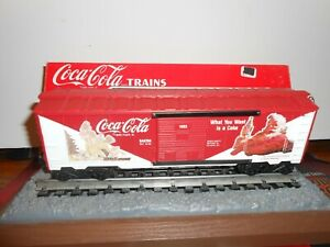 KLINE COCA COLA CHRISTMAS  BOXCAR K-644704