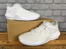 NIKE MENS UK 7 EU 41 WHITE JORDAN EXPRESS TRAINERS RRP £85