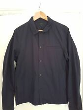 Cos navy workwear inspired jacket, S