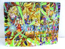 DRAGON BALL / HEROES CARD, PAPER, NEW / JM6, HJ6 / CP / COMPLETE SET