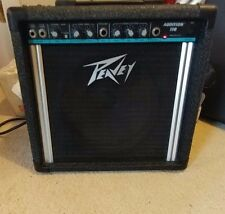 "Peavey Vintage Audition 110 Guitar Amp Amplifier.Small box-Great sound!10"" spkr."