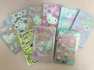 Kawaii Pochi Bukuro Small Bag 6pcs Sanrio Japan