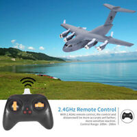RC C-17 2.4GHz 2CH 3-Axis RC Airplane Transport Aircraft EP With Gyro RTF Toy