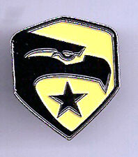 "Gi Joe Movie Yellow Eagle Logo Metal Pin 1"" (Gipi-04)"