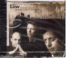 Philip Glass: Low Symphonie From Music Of David Bowie And Brian Eno/Davies CD