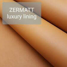Zermatt lining for watch straps A grade 20x30cm leather sheet splitted 0.8mm