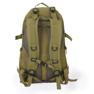 Tactical Military Rucksack Backpack Travel Camping Hiking Shoulder Bag