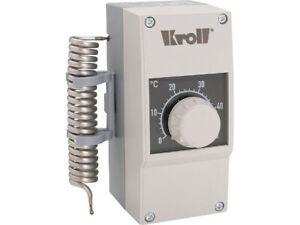 KROLL Raumthermostat RTI für Luftheizer LH120 - 230 IP54