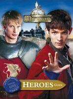 Merlin Heroes Guide, Jacqueline Rayner, Very Good, Paperback